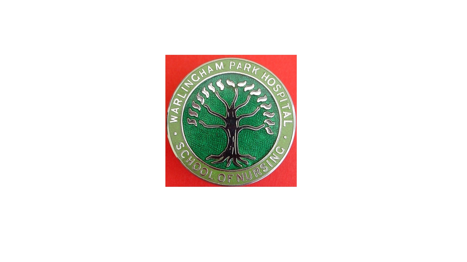 WPH Nusring Badge