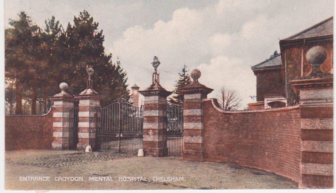 Warlingham Park Hospital Entrance