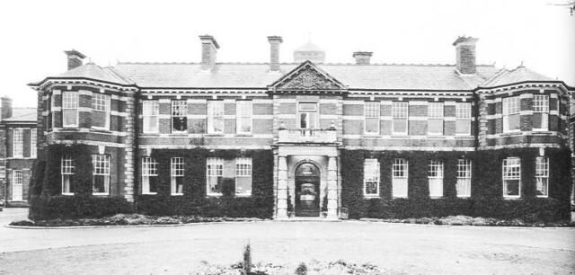 Warlingham Park Hospital Front View