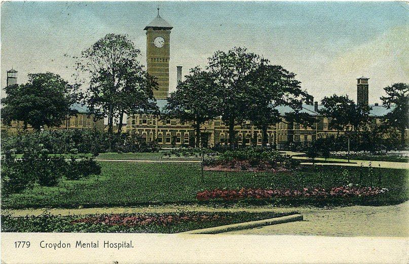 Warlingham Park Hospital Postcard