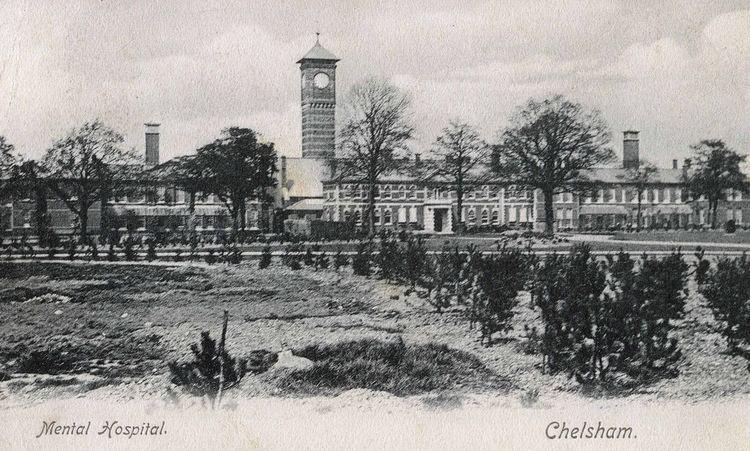 warlingham-park-hospital front